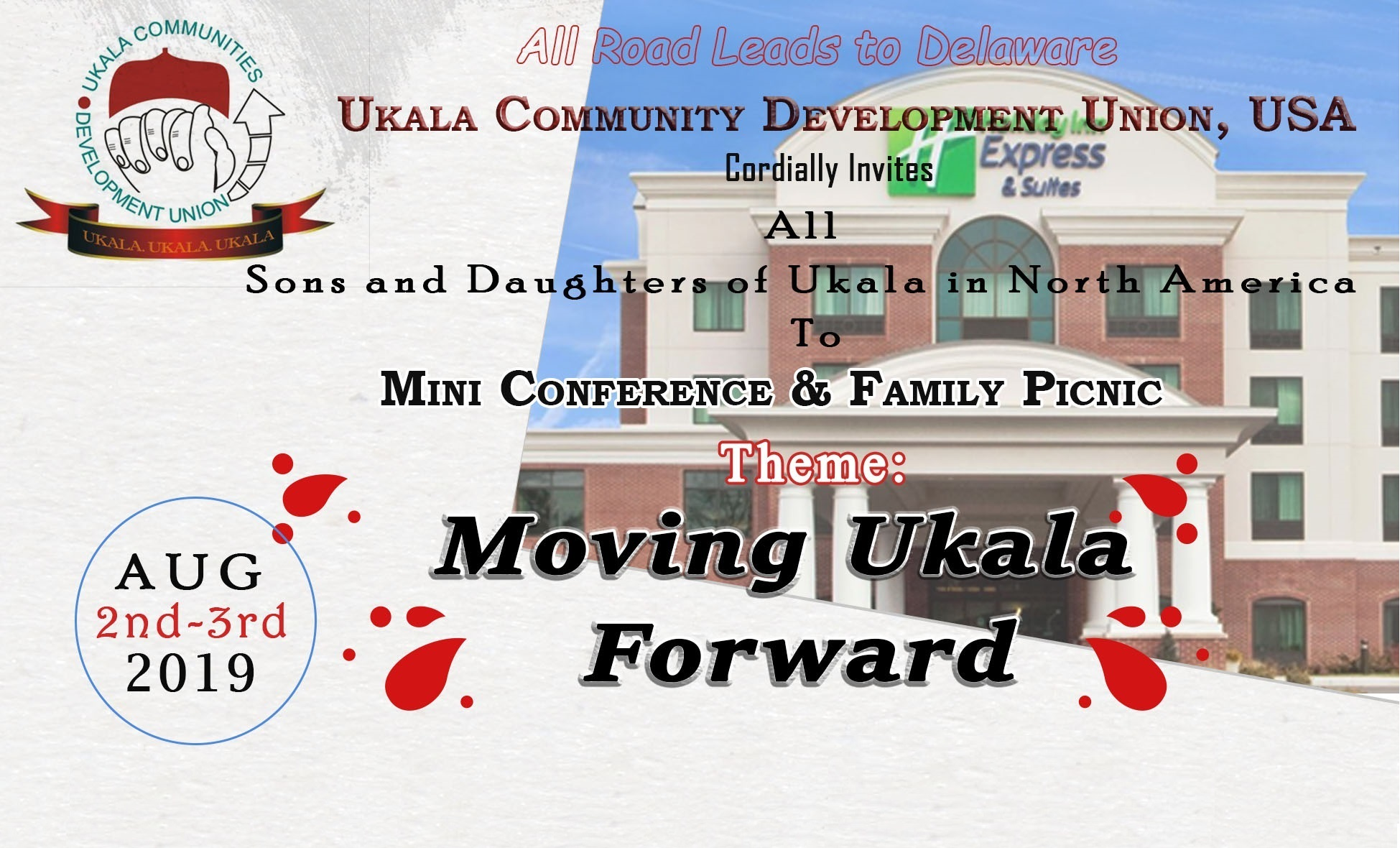 Ukala Communities Development Union USA Mini-conference
